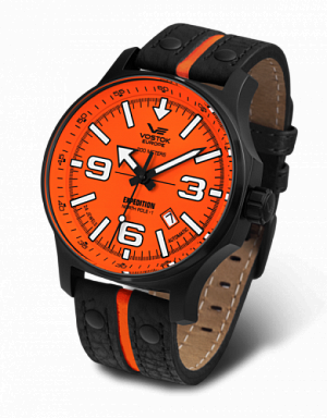 VOSTOK EUROPE EXPEDITION  NH35A/595 4 197
